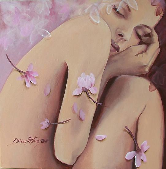 Magnolia's silence by dorina costras