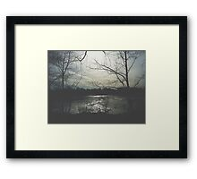 Cooper River Framed Print