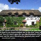 MALACHI  3  Thatched  House impressionist paint effect  by Dawnsuzanne