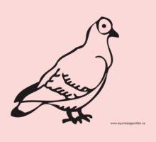 SPF Logo - Pigeon by MylesCalvert