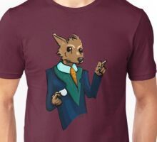Fox-Man Unisex T-Shirt