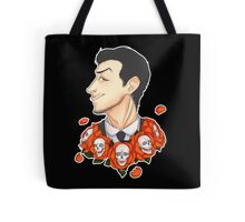 Jim Moriarty - Flowers Tote Bag