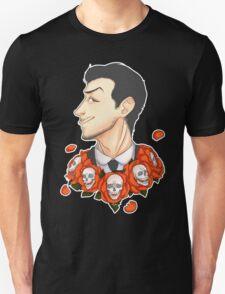 Jim Moriarty - Flowers T-Shirt