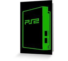 Playstation 2 FTW Greeting Card