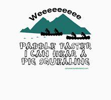 Weeeeeeeeee Pig Squeal T Unisex T-Shirt