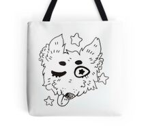 Doggy? Tote Bag