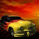 1950 Packard Custom Low Rider by TeeMack