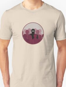 Different And Alone In Crowd T-Shirt