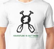 Crossed Paddles Unisex T-Shirt