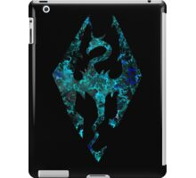 Elder Scrolls Galactic Dragon iPad Case/Skin