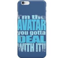 AVATAR KORRA'S GOT CLASS iPhone Case/Skin