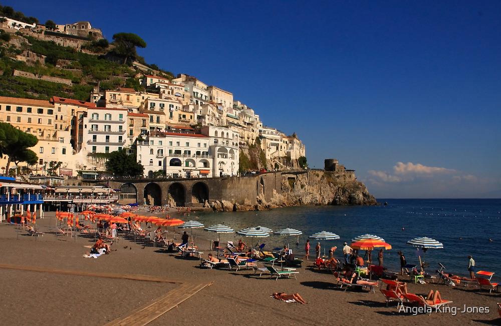 Amalfi Coast by Angela King-Jones