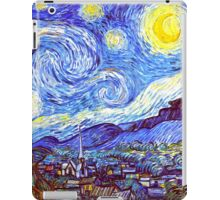 The Starry Night HDR iPad Case/Skin