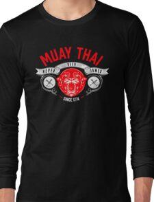 MUAY THAI - NEVE BEEN TAMED (Black) T-Shirt