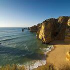 Algarve: Praia Dona Ana by Kasia-D