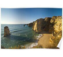 Algarve: Praia Dona Ana Poster