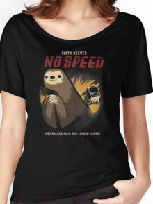 no speed Women's Relaxed Fit T-Shirt