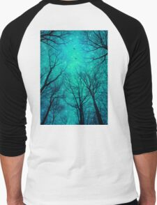 A Certain Darkness Is Needed II (Night Trees Silhouette) T-Shirt