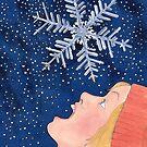snowflake by Amanda Crawford