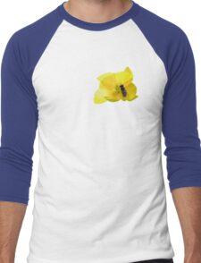 Flower Power. Men's Baseball ¾ T-Shirt