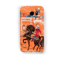 Prince on horse.  Samsung Galaxy Case/Skin