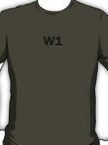 W1, London T-Shirt