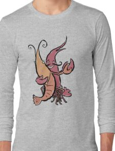 swaying lobsters Long Sleeve T-Shirt