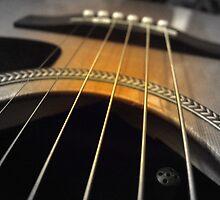 Spoken Guitar by Matt Buckland