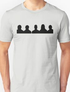 Maroon 5 Silhouette Unisex T-Shirt