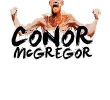 Conor McGregor by XWTEddieB