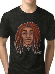 I love Dreadlocks Tri-blend T-Shirt