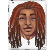 I love Dreadlocks iPad Case/Skin