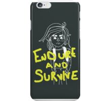 Ellie The Last Of Us  iPhone Case/Skin