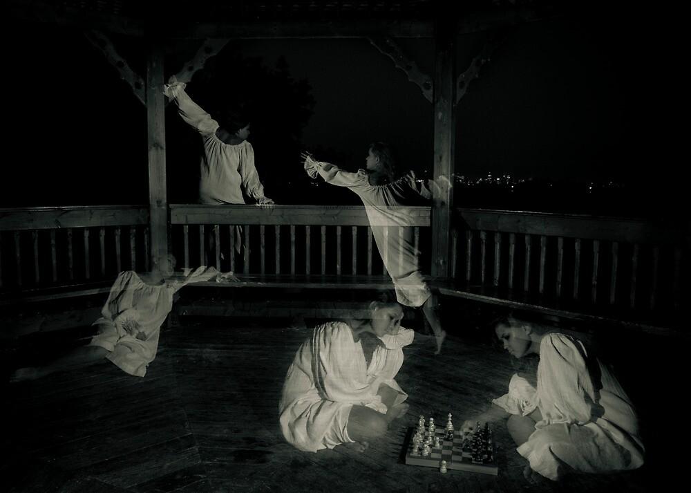 The Strange Tales of a Sleepwalker by Johanne Brunet