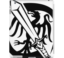 SWORD & SHIELD  iPad Case/Skin