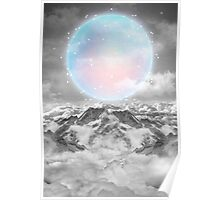 Places Neither Here Nor There (Guardian Moon) Poster