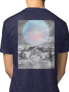 Places Neither Here Nor There (Guardian Moon) Tri-blend T-Shirt
