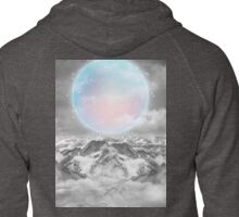 Places Neither Here Nor There Zipped Hoodie