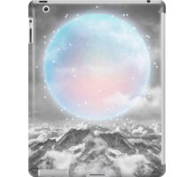 Places Neither Here Nor There (Guardian Moon) iPad Case/Skin