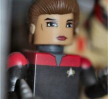 Captain Janeway on a Strange Voyage by Keala