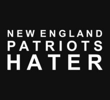 New England Patriots Hater by nyah14