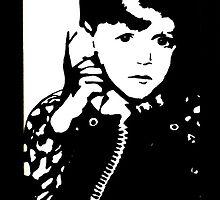 On the Telephone  by Sergei Vishinsky