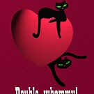 Double cat whammy by patjila