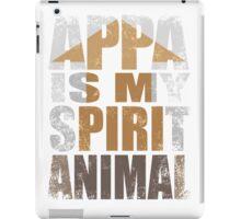 APPA IS MY SPIRIT ANIMAL iPad Case/Skin