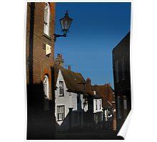 West Street, Rye, Sussex Poster