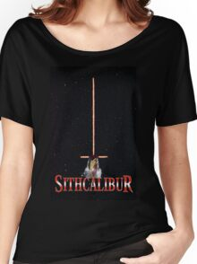 Sithcalibur Women's Relaxed Fit T-Shirt