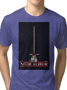 Sithcalibur Tri-blend T-Shirt