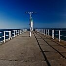 Pier in the Distance by SeRVE