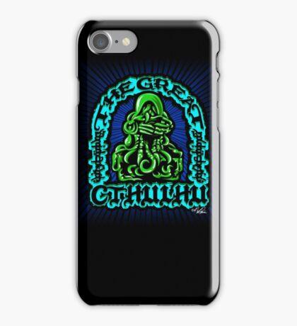 Great Cthulhu iPhone Case/Skin