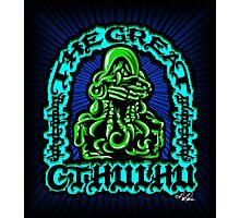 Great Cthulhu Photographic Print